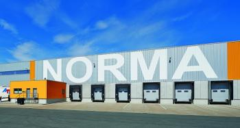 Новые промышленные ворота компании Hörmann: улучшенная на 55% теплоизоляция сокращает потери энергии на производственных объектах