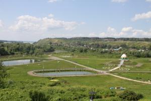 Возле Шишкинских прудов Елабуги появятся дополнительные места для парковок