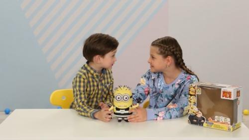 Видеообзоры игрушек от «Детского мира»