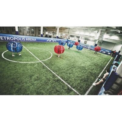 Торжественное официальное открытие спортивно-развлекательного комплекса Метрополис Арена.