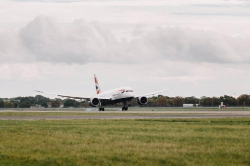25-й Dreamliner в авиапарке British Airways