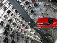 Строительство первой очереди роботизированных автостоянок в Люберцах
