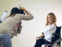 Конкурс красоты на инвалидной коляске