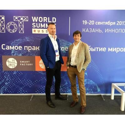 CTI на IoT World Summit Russia 2017: перспективы развития Интернета вещей в энергоменеджменте