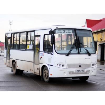 Почему частный перевозчик из Красноярска наращивает свой парк автобусов ПАЗ-3204 с АКП Allison