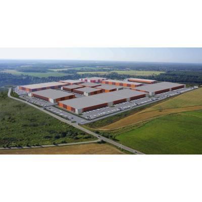 Холдинг «Строительный Альянс» в ТЛП «Сынково» строит универсальный производственно-складской комплекс