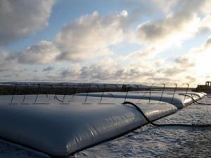 Мягкие резервуары для хранения топлива