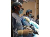 В Санкт-Петербурге проведена первая операция по удалению щитовидной железы через нижнюю губу