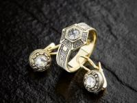 Эксклюзивные украшения из российских бриллиантов создаст ювелирный бренд «Владимир Михайлов»