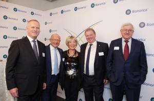 Двадцатилетию деятельности в РФ посвятила пресс-конференцию компания «Бионорика»