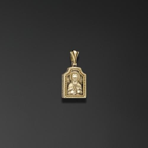 Коллекцию ювелирных изделий в честь Иоанна Кронштадского представляет Владимир Михайлов