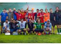 Презентация спортивного приложения «Моя игра» и турнир по футболу
