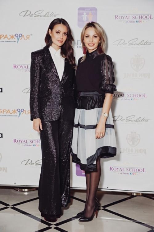 Оксана Фёдорова и Елена Шерипова организовали Всероссийское fashion-show