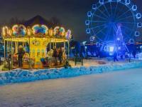 «Фабрика Рождества» – новогодний марафон волшебства и чудес в парке Skazka!