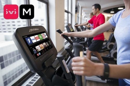 Посетители фитнес-клубов Life Fitness могут пользоваться локальными сервисами ivi и MEGOGO