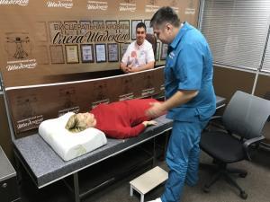 Экзомассаж – революционный метод избавления от болей в спине