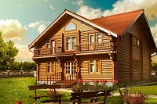Деревянное жилищное строительство