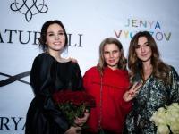 Дизайнеры MATURELLI∞AVERYANOVA провели модный показ в честь открытия шоурума
