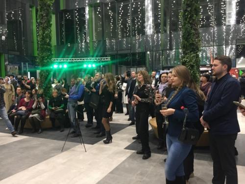 7 декабря в Москве открылся Музей русского современного искусства Pop Up Museum