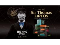 Чаепитие по-королевски: коллекция чая Sir Thomas Lipton выходит в России