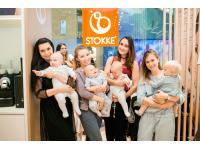 В Москве отпраздновали День рождения Флагманского магазина Stokke®