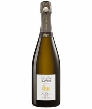 Une vigne, un Cépage, une Аnnée, un Сhampagne unique* Шампанский дом Chateau d`Avize представил свой первый миллезим
