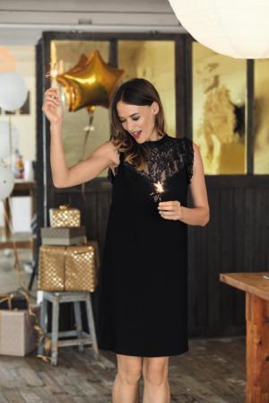 Новогодняя вечеринка: 4 образа для праздника в любой компании