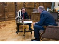 «Газпром» и ТМК обсудили вопросы сотрудничества