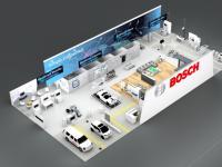 «Умные» решения Bosch на CES 2018 в Лас-Вегасе