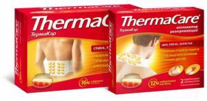 Разогревающие аппликаторы ТермаКэр® – теплое спасение от боли