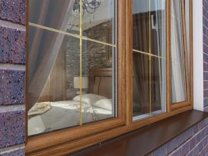 Компания «Окна Стрит» запускает направление ламинации ПВХ окон