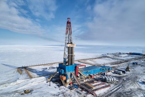 «Газпром нефть» пробурила первую четырехствольную многозабойную скважину