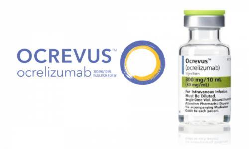 Препарат ОКРЕВУС одобрен в Европейском Союзе для лечения рецидивирующих форм рассеянного склероза и первично-прогрессирующего рассеянного склероза