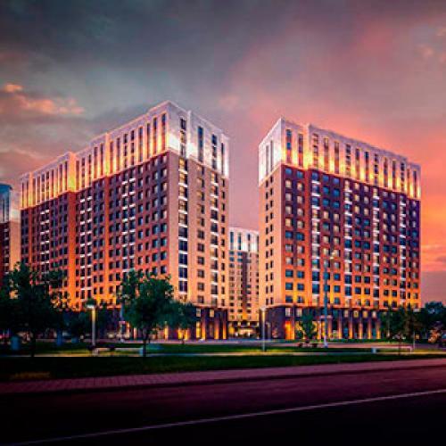 В квартале ONLY осталось всего 190 апартаментов