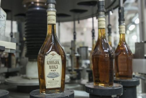 МВКЗ «КиН» отвечает на потребность рынка в «народном» коньяке
