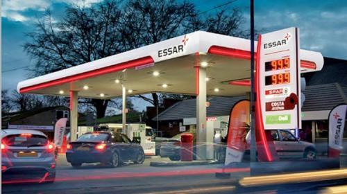Сеть АЗС индийской Essar Oil увеличилась на 20%