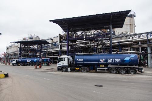 «Газпром нефть» в 2017 году на 40% увеличила реализацию высокотехнологичной битумной продукции