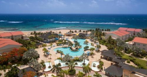 Одно из самых привлекательных мест для туризма – острова Сент-Китс и Невис