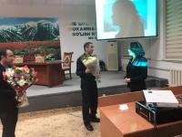 Эрика Эскина рассказала офтальмологам Узбекистана о современных технологиях в лечении глазных болезней