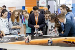 LEGO Education представит навыки будущего на ММСО-2018