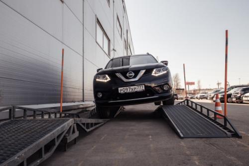Солнце, весна, суббота, внедорожная-трасса – что еще нужно, чтобы тест-драйв от АвтоСпецЦентр Nissan Внуково удался?