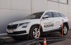 Солнце, весна, суббота, off-road-трасса – что еще нужно, чтобы внедорожный тест-драйв от АвтоСпецЦентр ŠKODA Внуково удался?