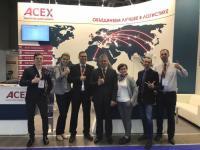 ACEX принял участие в ТрансРоссии