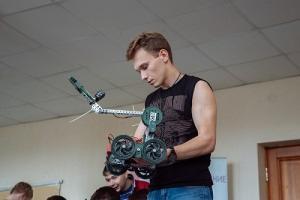 В Екатеринбурге представили уникальные разработки студентов в сфере автономного транспорта