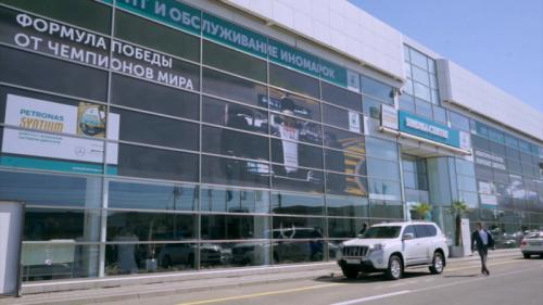 Первый сервисный центр PETRONAS на юге России