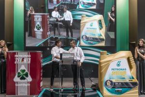 Смазочные материалы Petronas: будущее начинается сегодня