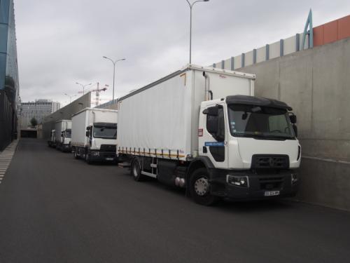 Муниципалитет Парижа пополнил автопарк грузовиками, работающими на природном газе и оснащенными АКП Allison