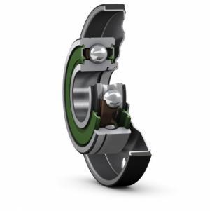 SKF расширяет сферу использования подшипников для позиционирования ротора