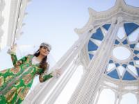 Дизайнер из Узбекистана Зарина Кинг стала триумфатором MISS USSR UK-2018