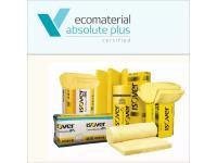 ISOVER получил наивысшую оценку за экологичность продукции и производства - EcoMaterial Absolut Plus